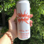 Cacti Spiked Seltzer Review - Strawberry