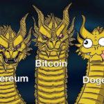 Crypto Memes - Hydra Dogecoin Bitcoin Ethereum