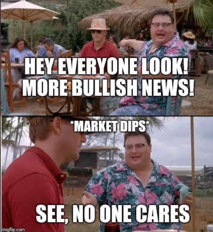 Crypto Memes - Jurassic Park