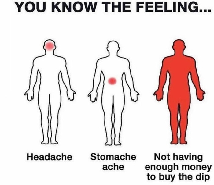 Crypto Memes - Feeling