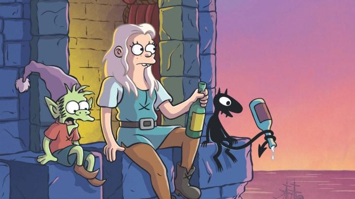 Adult Cartoons - Disenchantment