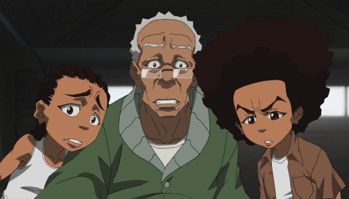 Adult Cartoons - The Boondocks