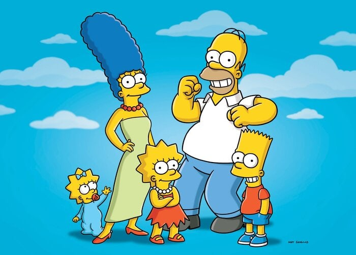 Adult Cartoons - The Simpsons