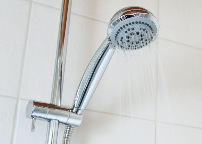 Shower Sex Positions - shower head