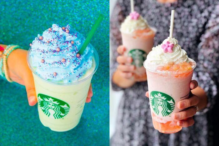 Starbucks Frappuccino Flavors