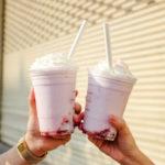 Starbucks Frappuccino Flavors - Sakura Blossom Strawberry Frappuccino
