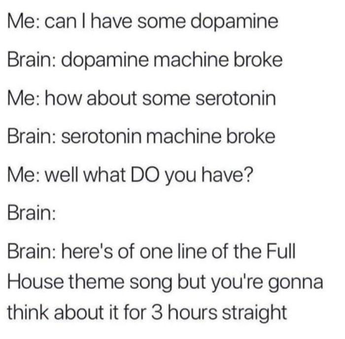 ADHD Memes - Dopamine
