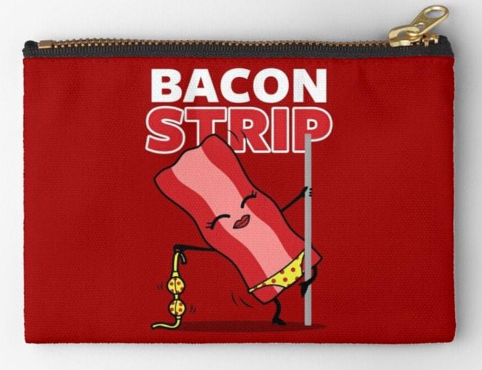 Bacon Strip Pun