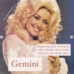 Gemini Memes - Dolly Parton