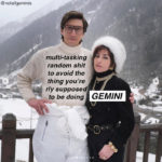 Gemini Memes - Adam Driver Lady Gaga