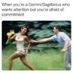 Gemini Memes - Running from Commitment