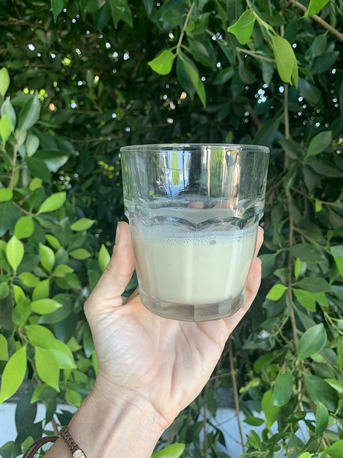 Pistachio Milk - Green Juice