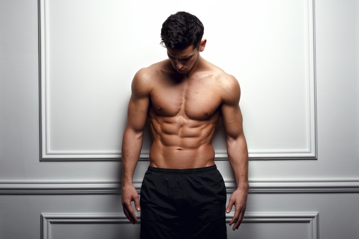 Signs You're Dating a Fuckboy - shirtless fit guy