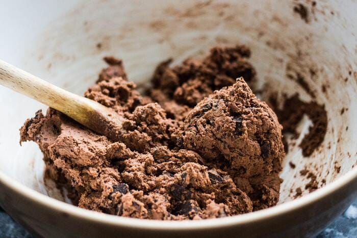 Cookie Dough Flavors - Double Chocolate