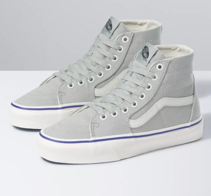Cool Sneakers for Women - Vans Retro Cali Sk8-Hi Tapered