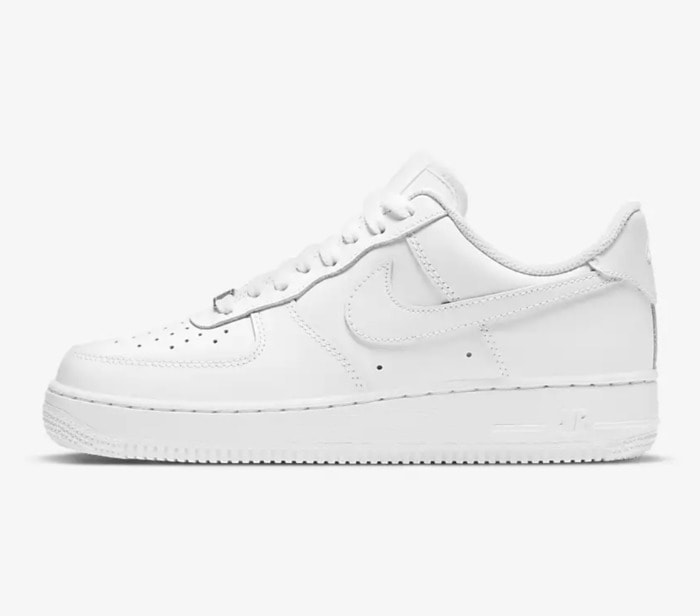Cool Sneakers for Women - Nike Air Force 1 '07 White