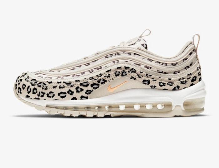 Cool Sneakers for Women - Nike Air Max 97 SE Cheetah Print