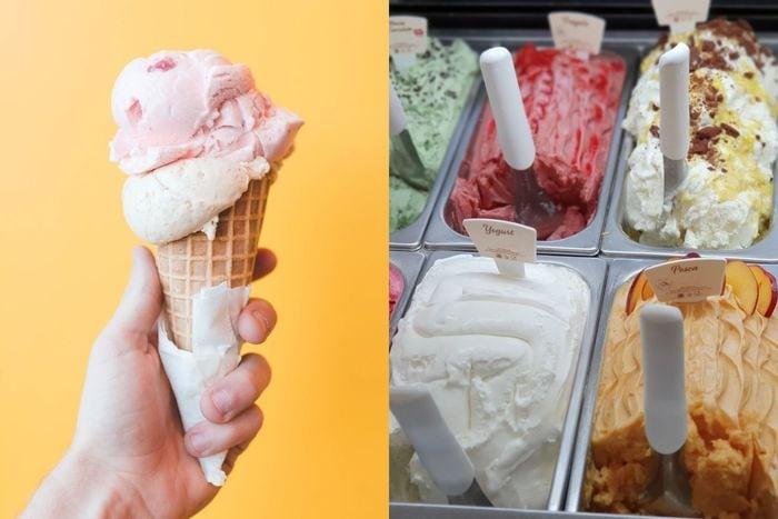 Gelato vs. Ice Cream