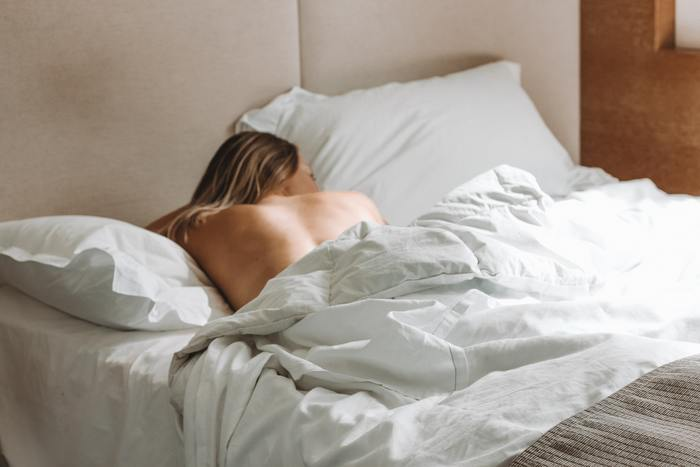 How to Learn What You Like in Bed - woman lying in bed