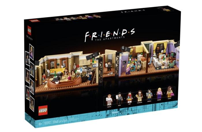 Lego Friends Apartments - full set in box