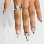 Nail Shapes - almond nails