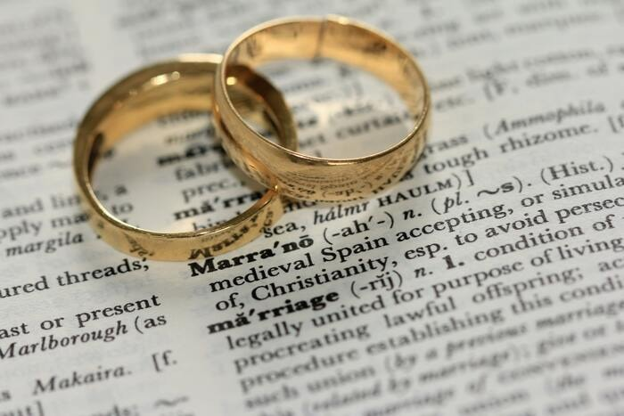Polyamory Terms - wedding bands marriage