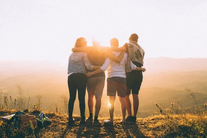 Polyamory Terms - group embracing