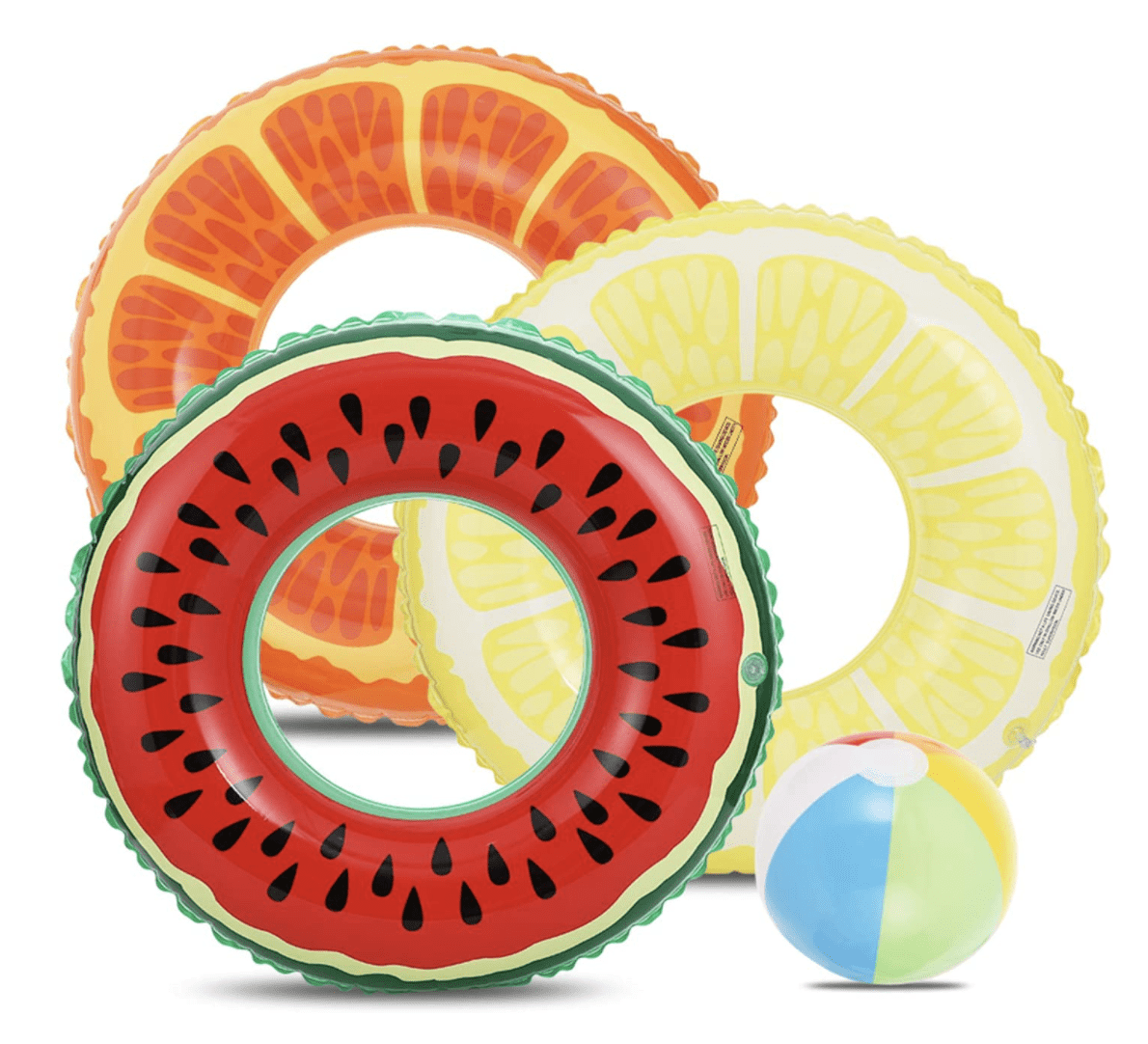 Amazon Prime Day Summer Deals - Fruit Pool Floats