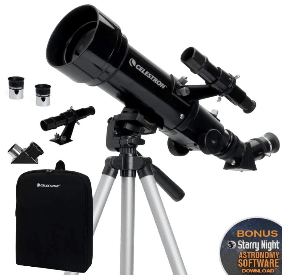 Amazon Prime Day Summer Deals - Travel Telescope