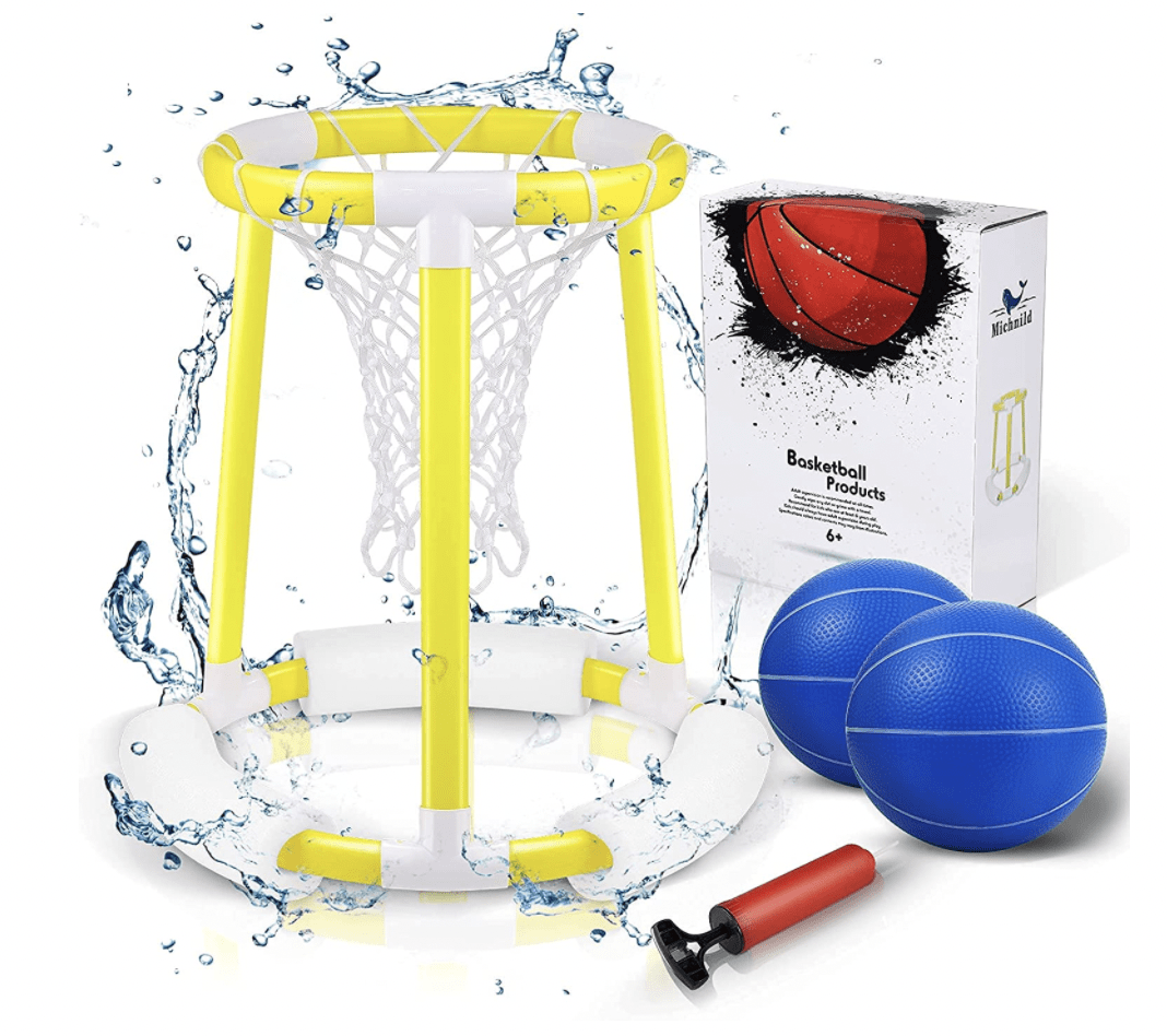 Amazon Prime Day Summer Deals - Water Basketball Hoop