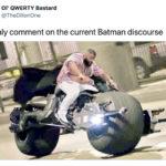 Batman Going Down on Catwoman - DJ Khald on Batbike