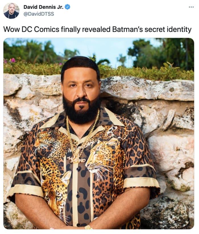 Batman Going Down on Catwoman - secret identity