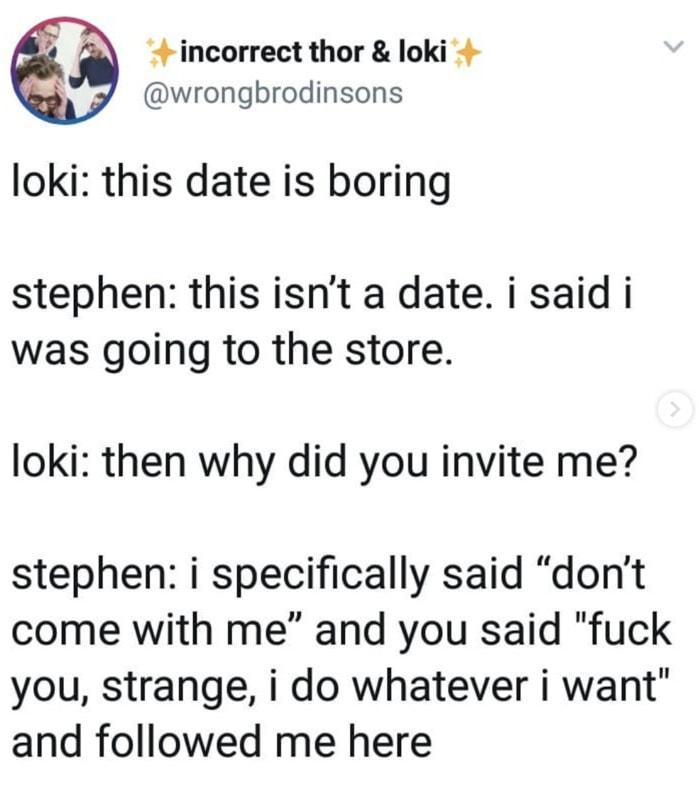 Loki Memes - Date