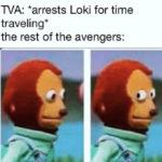 Loki Memes - Avengers timeline