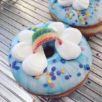 Rainbow Donuts - Candy Rainbow Arch Donuts