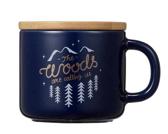 Starbucks Korea Back to Nature Collection - Woods Are Calling Mug