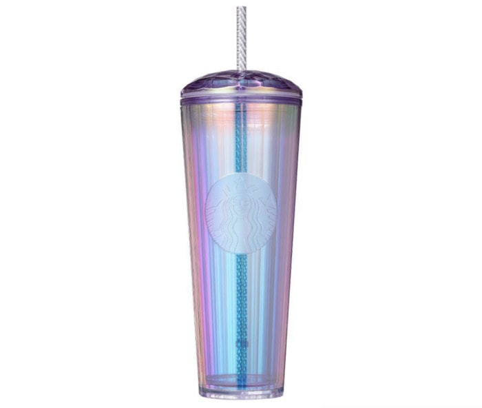 Starbucks Korea Back to Nature Collection - Opal Iridescent Cold Cup