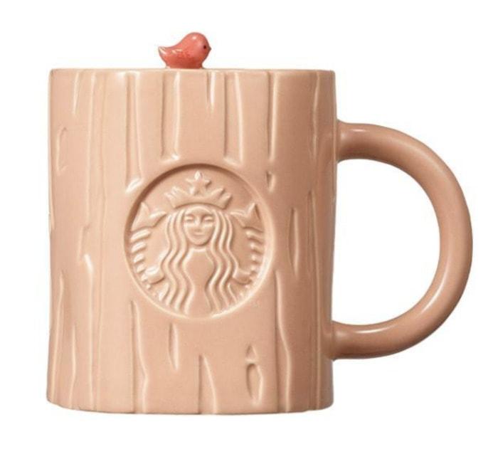 Starbucks Korea Back to Nature Collection - Wood Mug