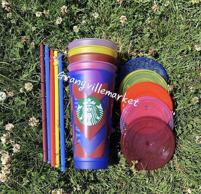 Starbucks Summer Cups - Target Exclusive