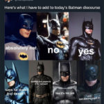 Which Superheroes Give Head - Batman