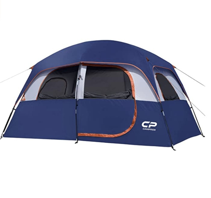 Camping Sex - large tent