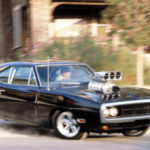 Fast and the Furious Cars - 1970 Black Dodge Charger