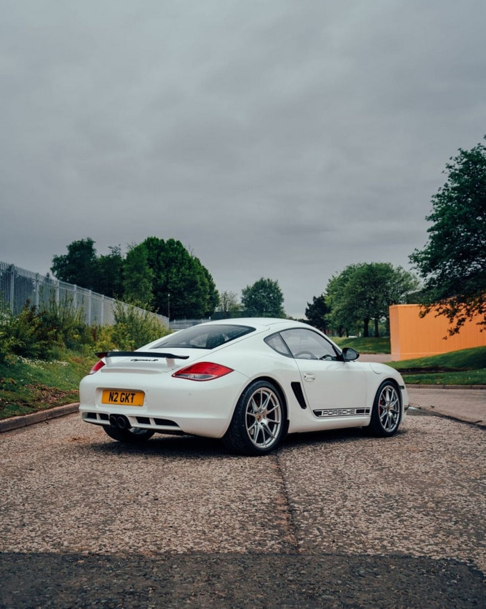 Fast and the Furious Cars - Porsche Cayman X