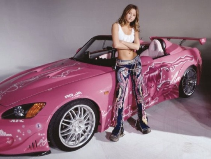 Fast and the Furious Cars - 2001 Honda S2000