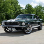 Fast and the Furious Cars - 1967 Ford Mustang Fastback