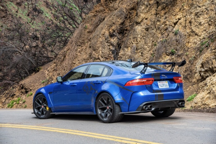 Fast and the Furious Cars - Jaguar XE SV Project 8