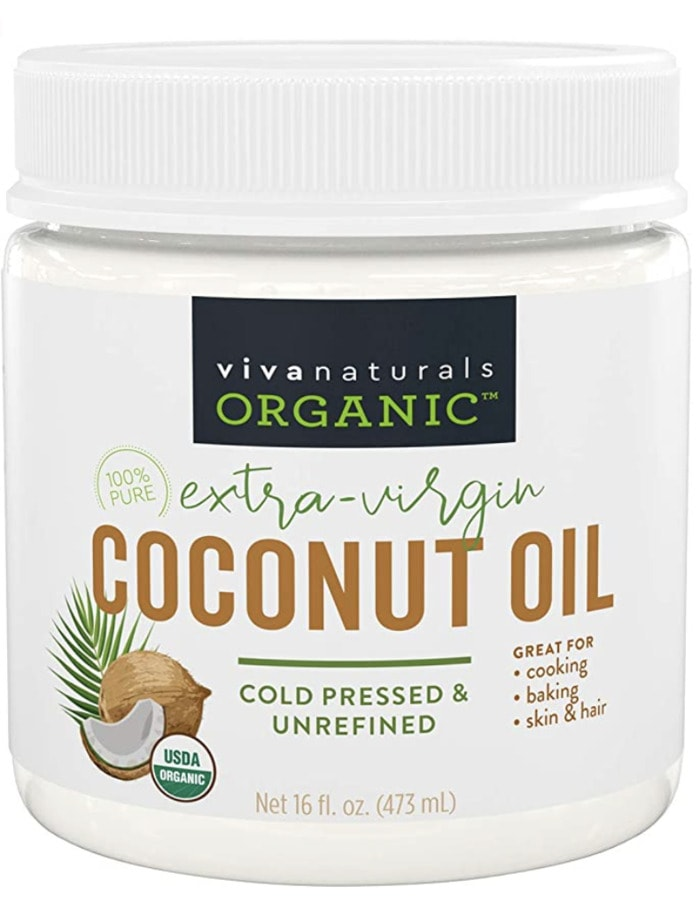 Homemade Sex Toys - Coconut Oil