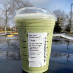 Starbucks Secret Menu Refreshers - Green Drink