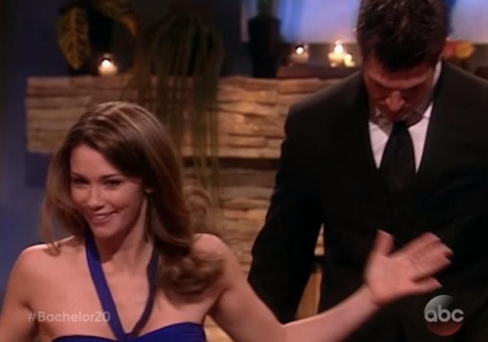Awkward Bachelor Bachelorette Moments - wrong rose