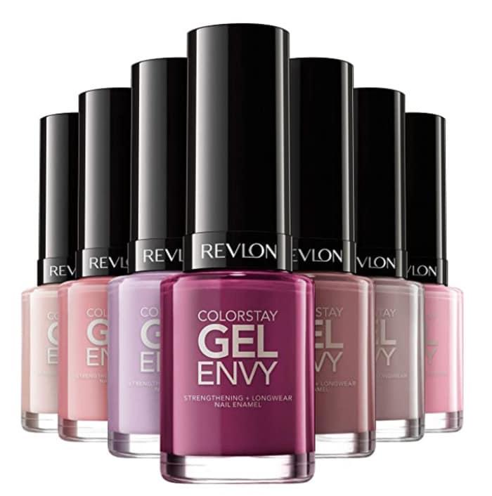Best Gel Nail Polish - Revlon Colorstay Gel Envy